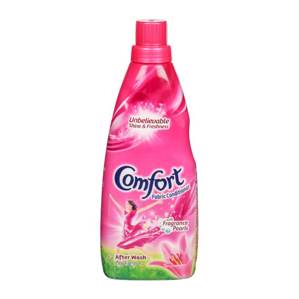 COMFORT FABRIC CONDITIONER PINK (AFTER WASH) 860ML
