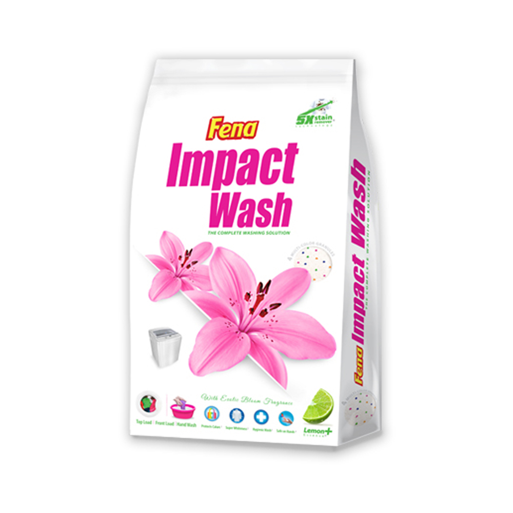 FENA IMPACT WASH WASHING POWDER 1KG