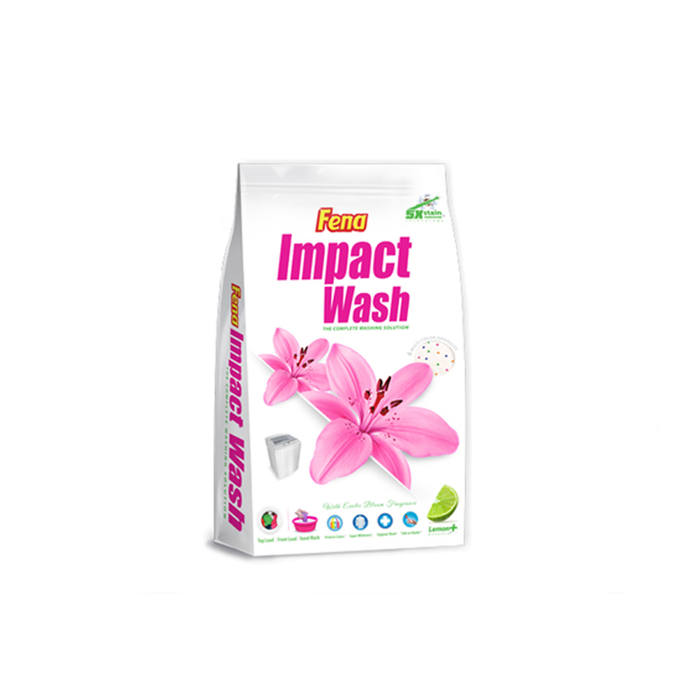 FENA IMPACT WASH WASHING POWDER 500GM