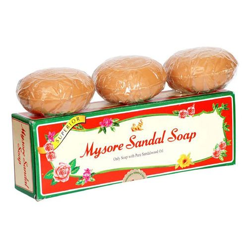 Bathing Soap – Superior with Pure Sandalwood Oil