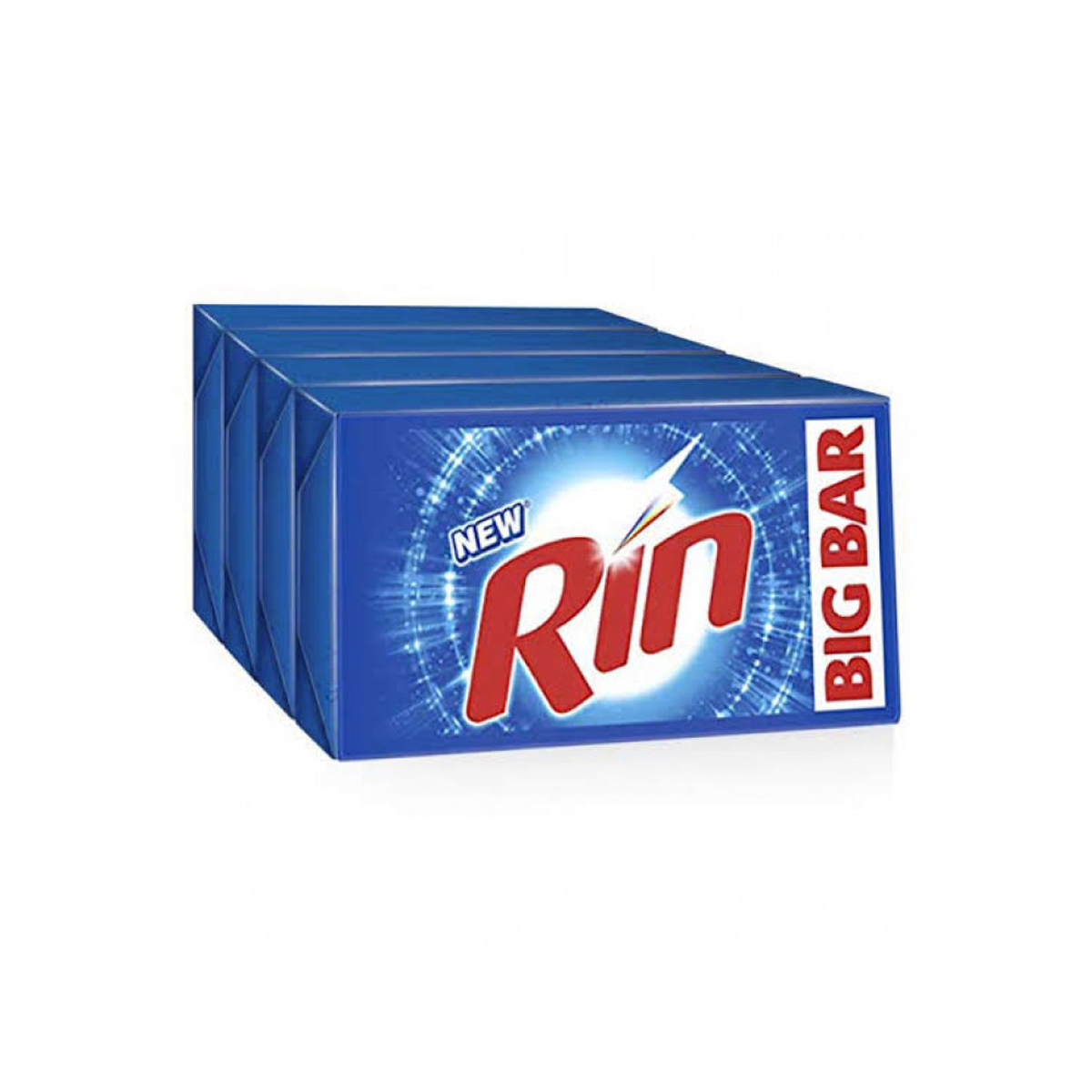 RIN SOAP BAR 140GM (40GM FREE)