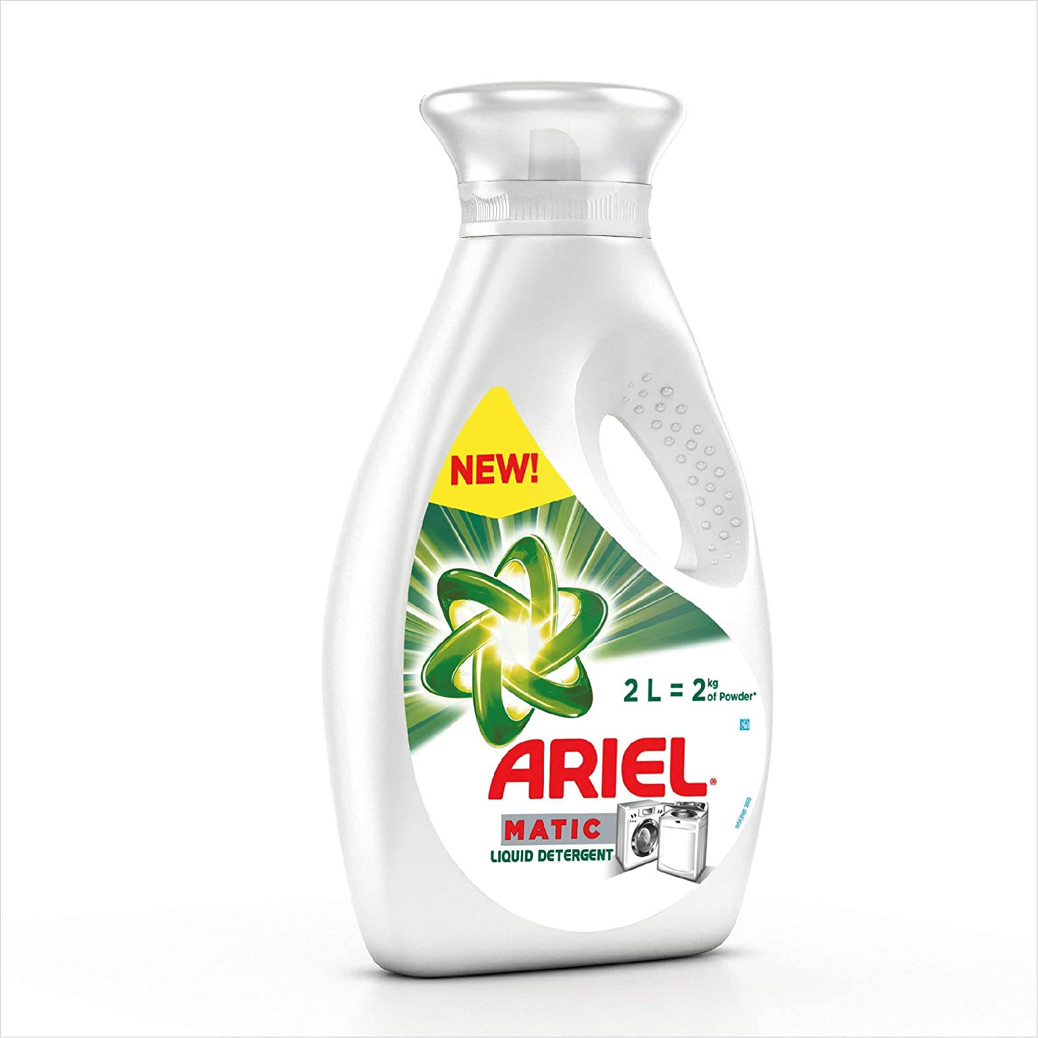 Ariel Matic Front Load Liquid Detergent (Bottle)