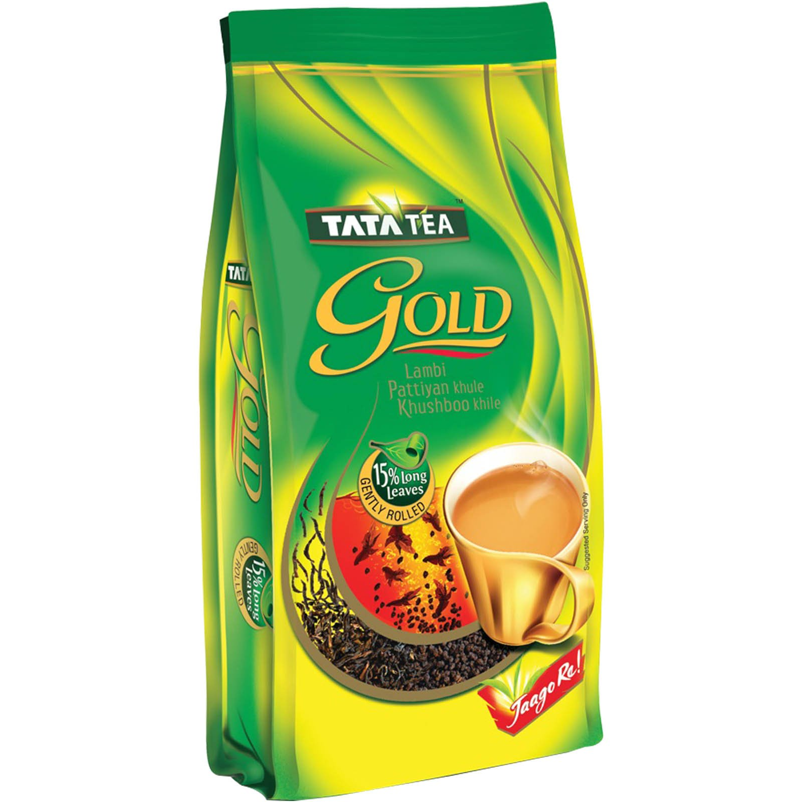Tata Tea Gold Leaf 250G