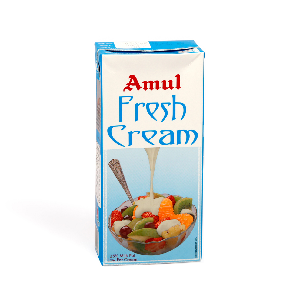 Amul Fresh Cream – 1 Litre
