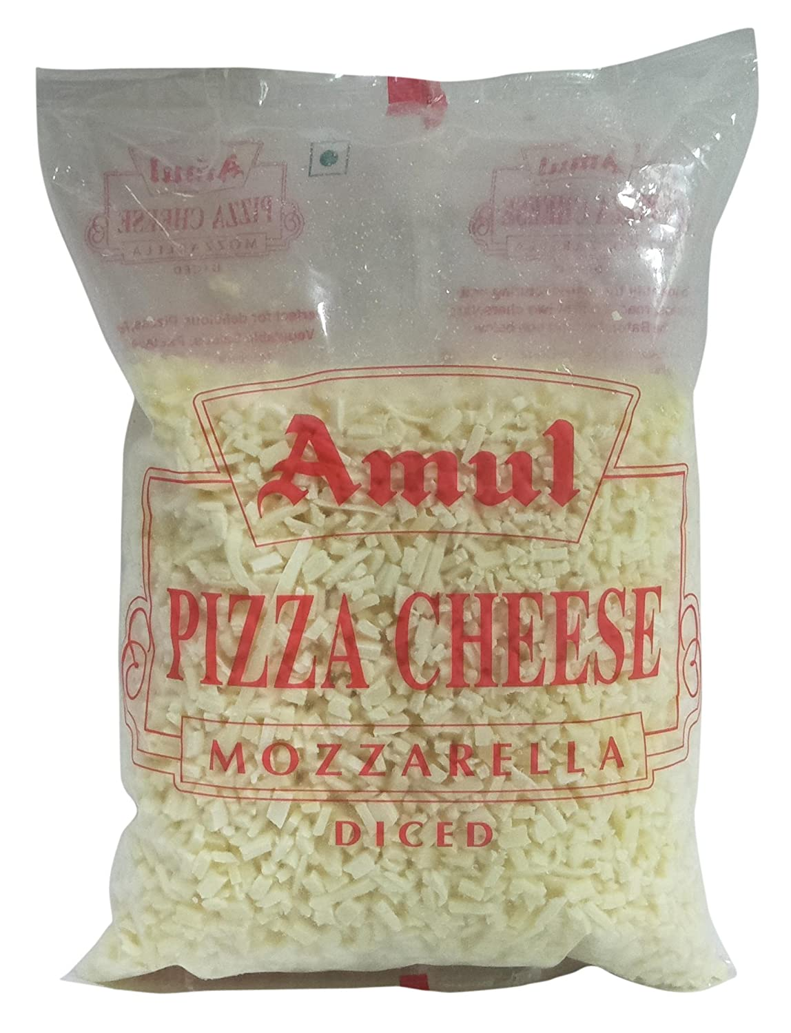 Amul Cheese ‰ÛÒ Mozzarella Diced 200gms.