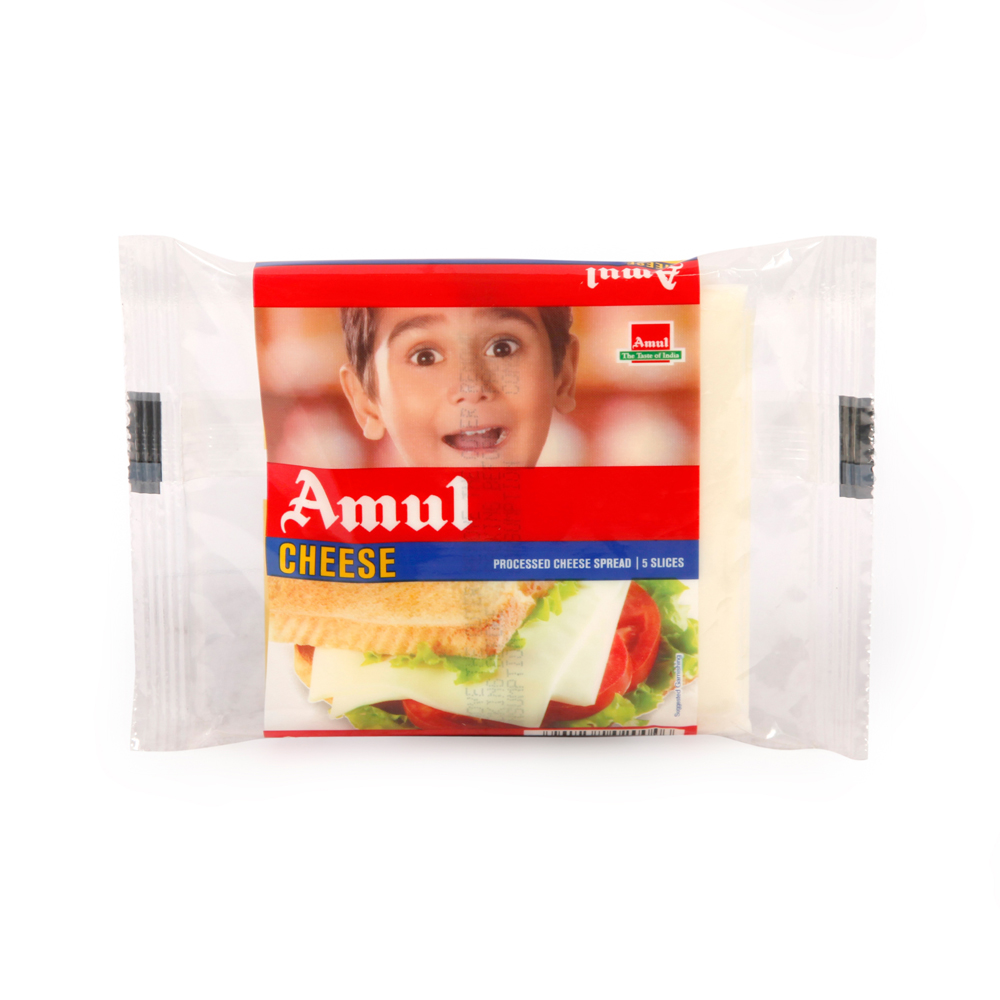 Amul Cheese Slices 100gms.