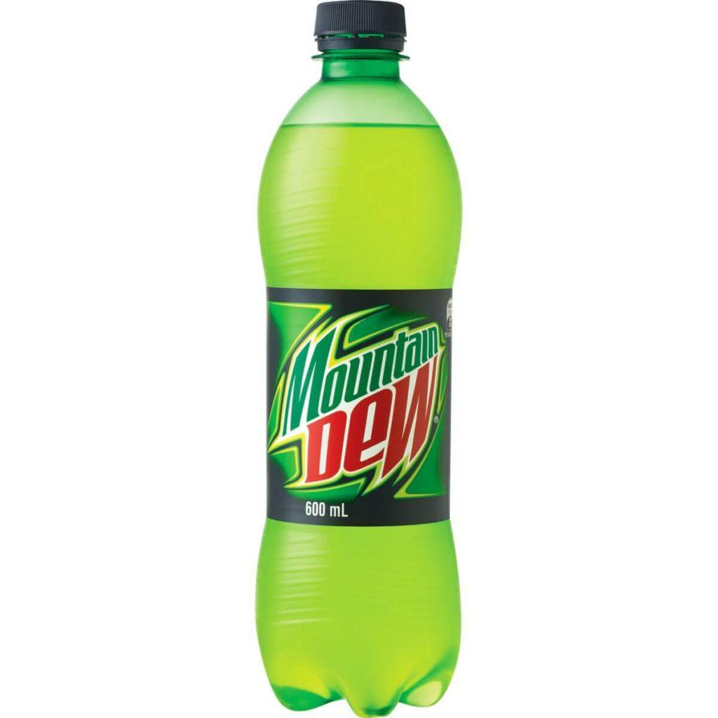 Mountain Dew- 600ml.