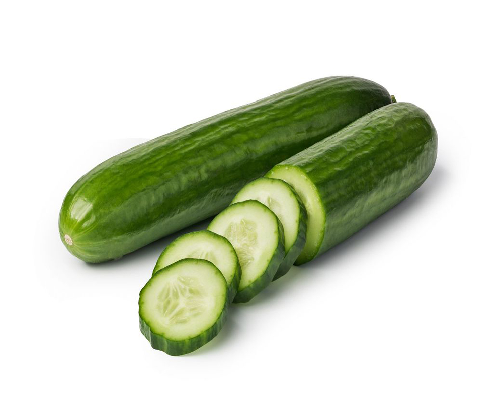 Cucumber English (Kheera)- 500gms.