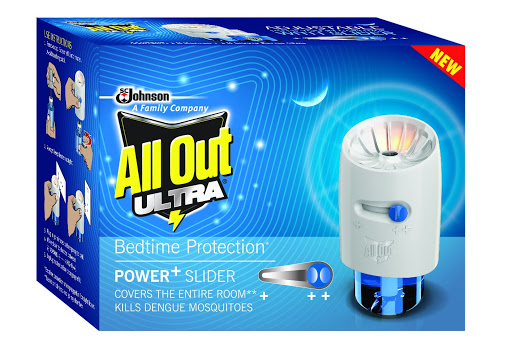 All Out Ultra Power + Slider Mosquito Repellent (Machine + Refill)